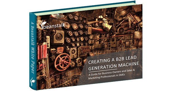 B2B Lead Gen Machine Cover