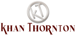 Khan Thornton Logo